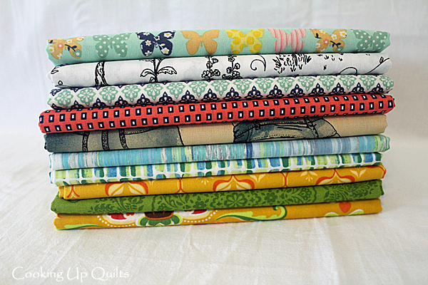 Fabric Half Yard Bundle