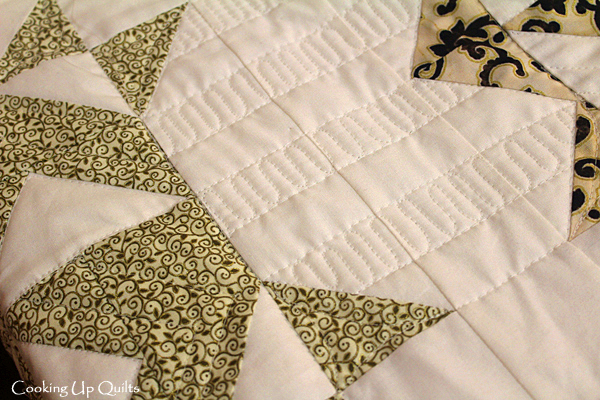 Quilting Design Twirl Pattern