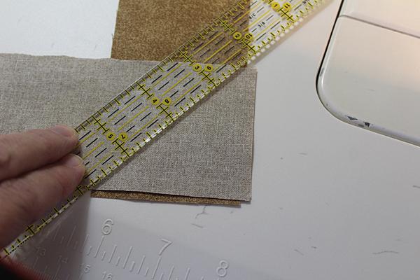 Joining Binding Strips