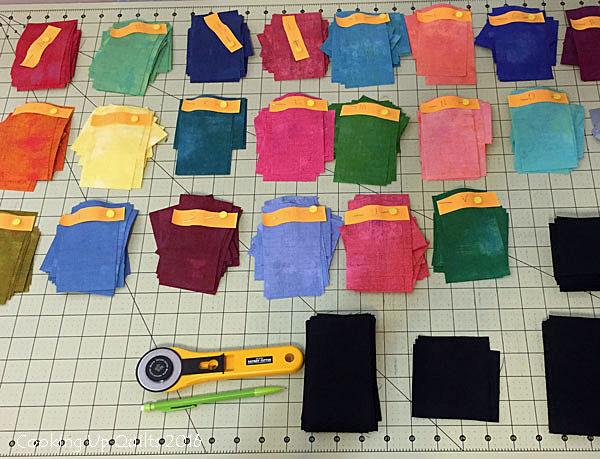 Moda Grunge Fabric Prep New Pattern