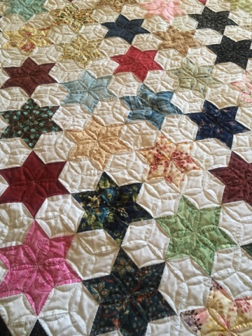Photo by Ariane of Ariane Quilts