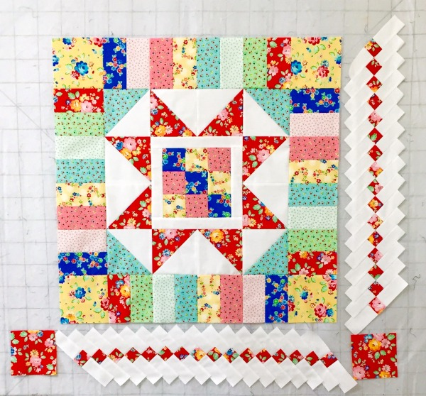 Star Bright Mini Quilt