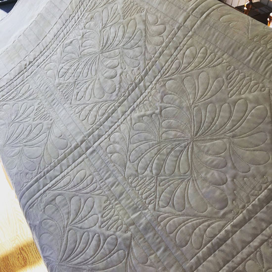 Quilting Texture