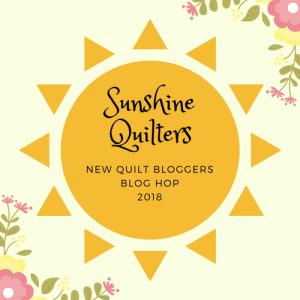 Week 4 - 2018 New Quilt Bloggers Blog Hop & Giveaway