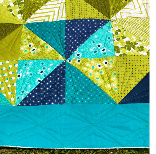 dot to dot free motion quilting