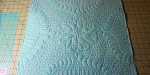 MCM #13 - Wool Batting and More Wholecloth Quilting