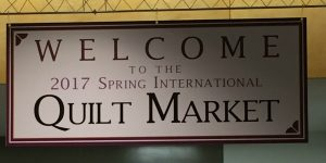 Quilt Market - All Checked In
