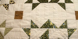 MCM #47 - Progress on the King Size Quilt