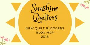 Week 3 - 2018 New Quilt Bloggers Blog Hop & Giveaway