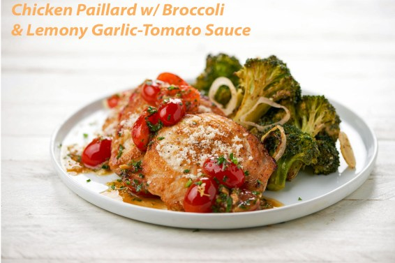 chicken-paillard