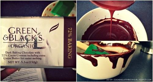 Green & Black's Dark Chocolate Bar