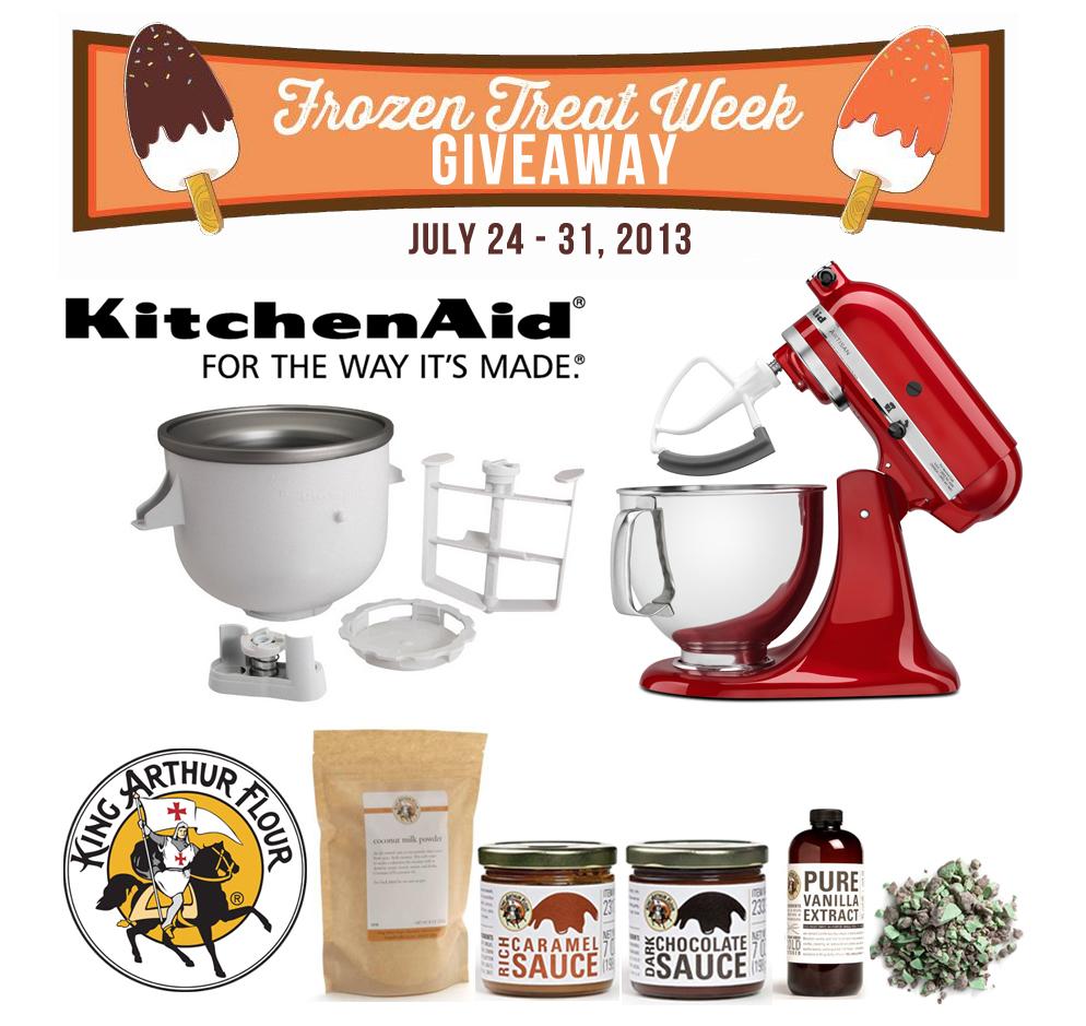KitchenAid and King Arthur Flour Giveaway