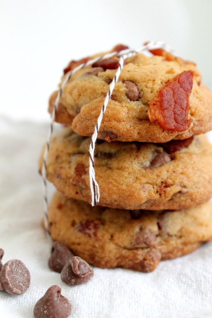 Bacon Chocolate Chip Cookies 2