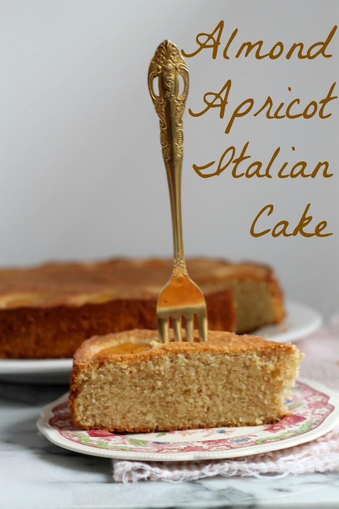 Italian Almond Cake Recipe Cook