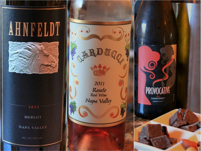 Uncorked Collage