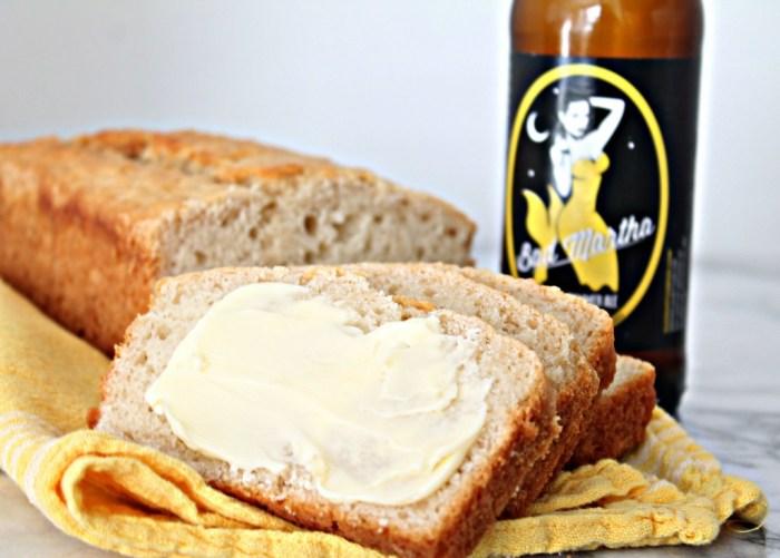 Honey Beer Bread 02