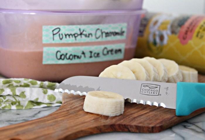 Pumpkin Chamomile Coconut Ice Cream 01