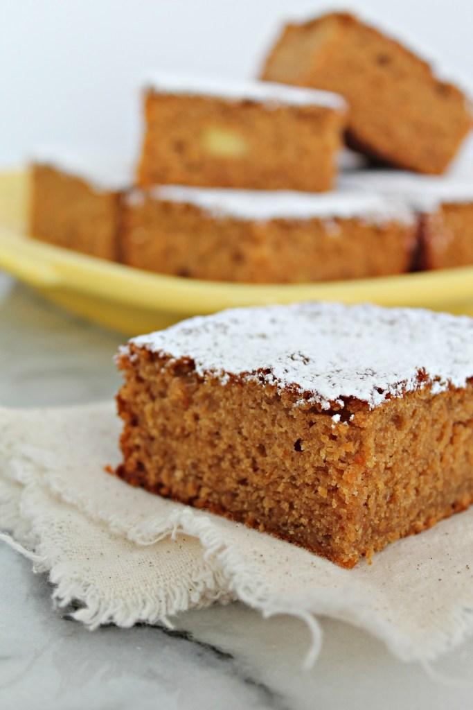 Vegan Pineapple Snack Cake 01