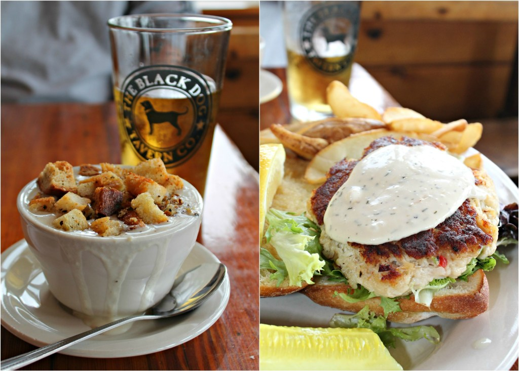 24 Hours in VH - Lunch at Black Dog