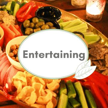 Vegan Entertaining