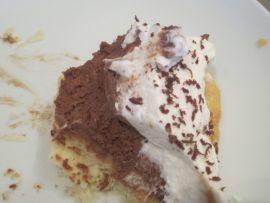 Chocolate Creame Pie