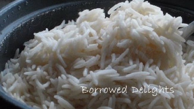 Coconut Oil Rice