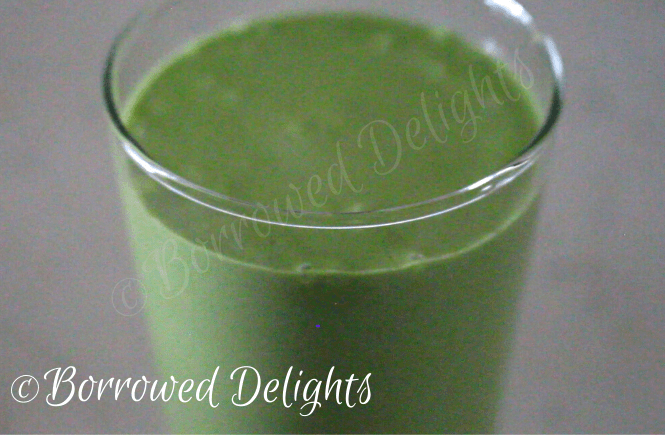Ultimate Spinach Smoothie