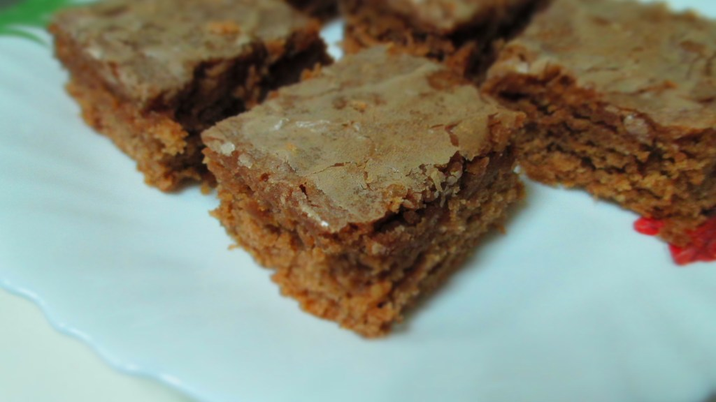 Pralinoise Brownies