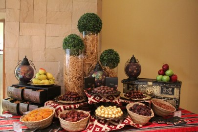 Iftar Welcome at Amwaj Rotana, Dubai