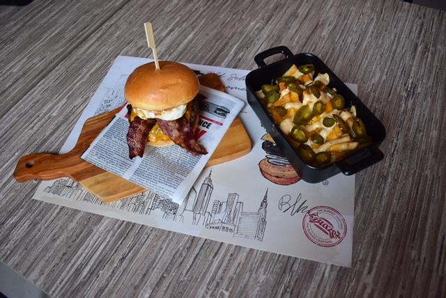 Blaze Burgers, Jumeirah Beach Residence
