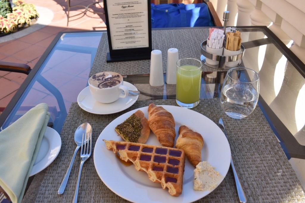 Breakfast at Brunello