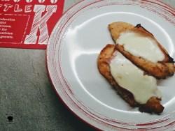 petto di pollo impanato con prosciutto cotto e mozzarella