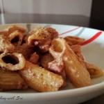 Piadina con prosciutto cotto e zucchine