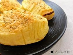 patate fisarmonica al forno