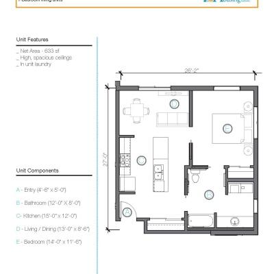 185 Ridgeline Loop, Anchorage, Alaska, 99508, 1 Bedroom Bedrooms, ,1 BathroomBathrooms,Apartment,For Rent,Ridgeline Loop,1037