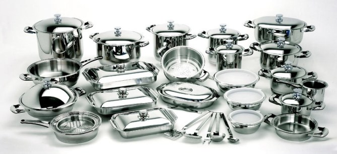 Set of cookware