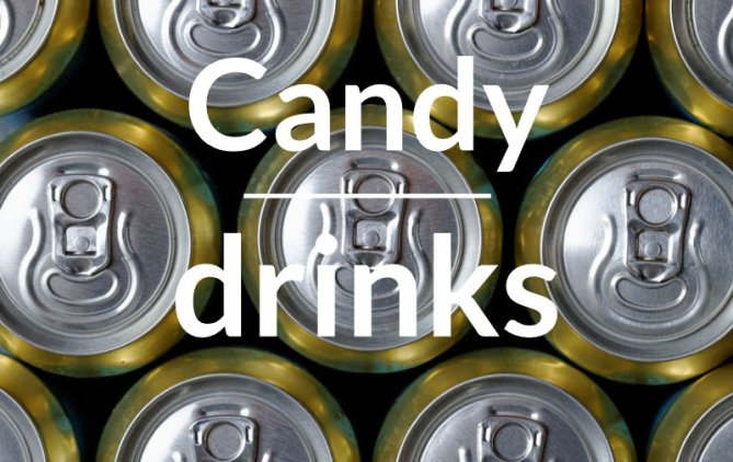 Candy drinks