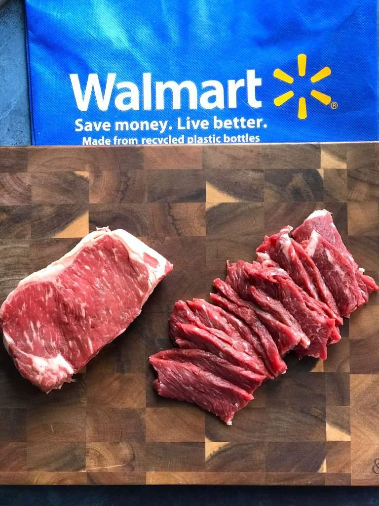 How to trim NY Steak