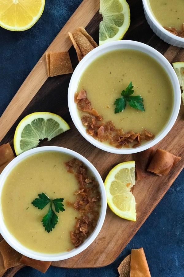 Lebanese Lentil Soup