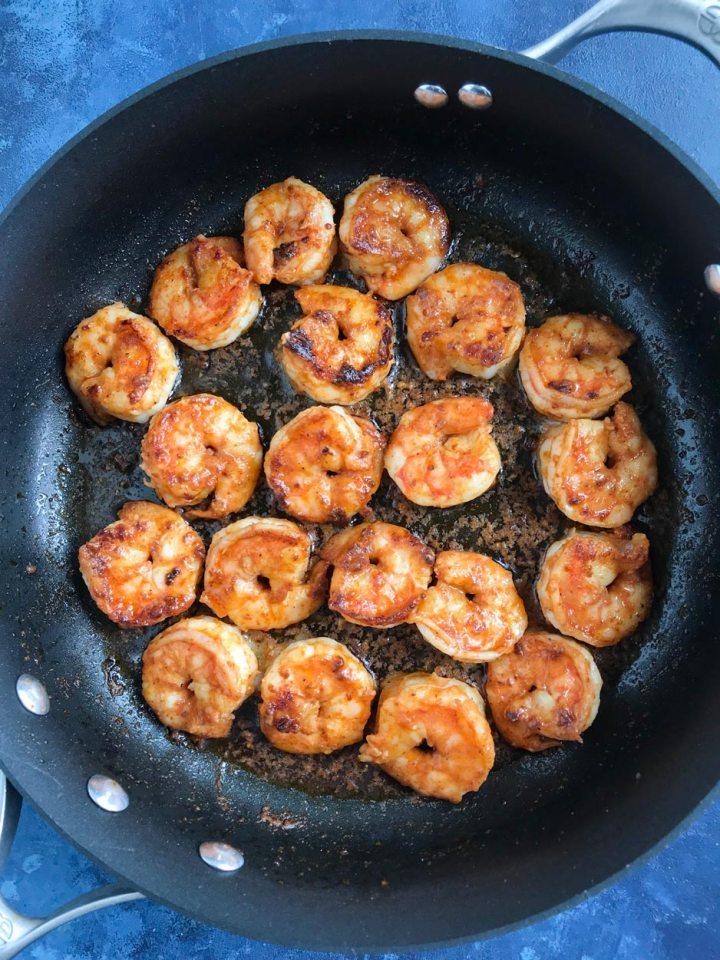 Southwest shrimp