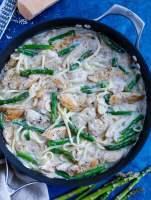 creamy chicken alfredo pasta
