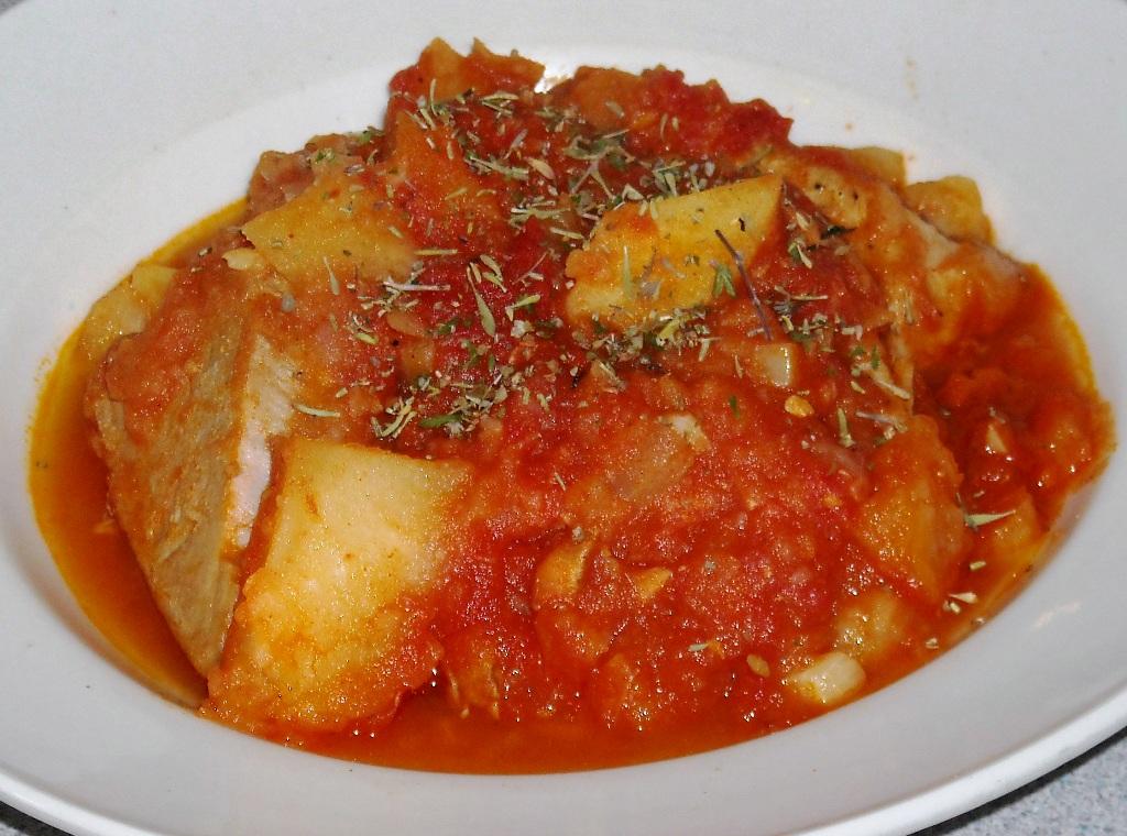Marmitako 2 Spanish Recipe