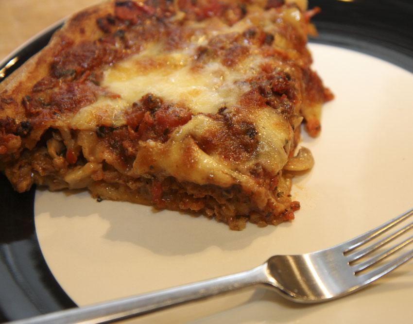 Chicago Deep Pan Pizza Pie Recipe
