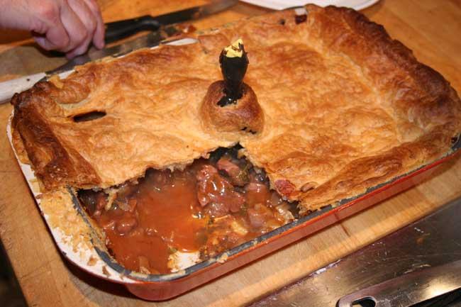 Steak And Kidney Pie A Beef Recipe