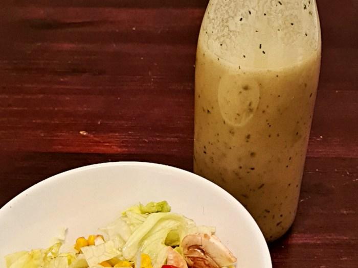 Cremiges Salatdressing