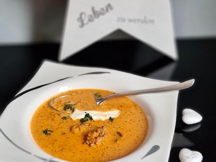 Ajvar Suppe