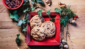 cookies aux épices