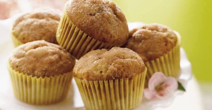 muffins épicés