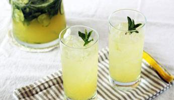 limonade maison rafraîchissante