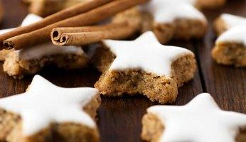 Biscuits étoilés